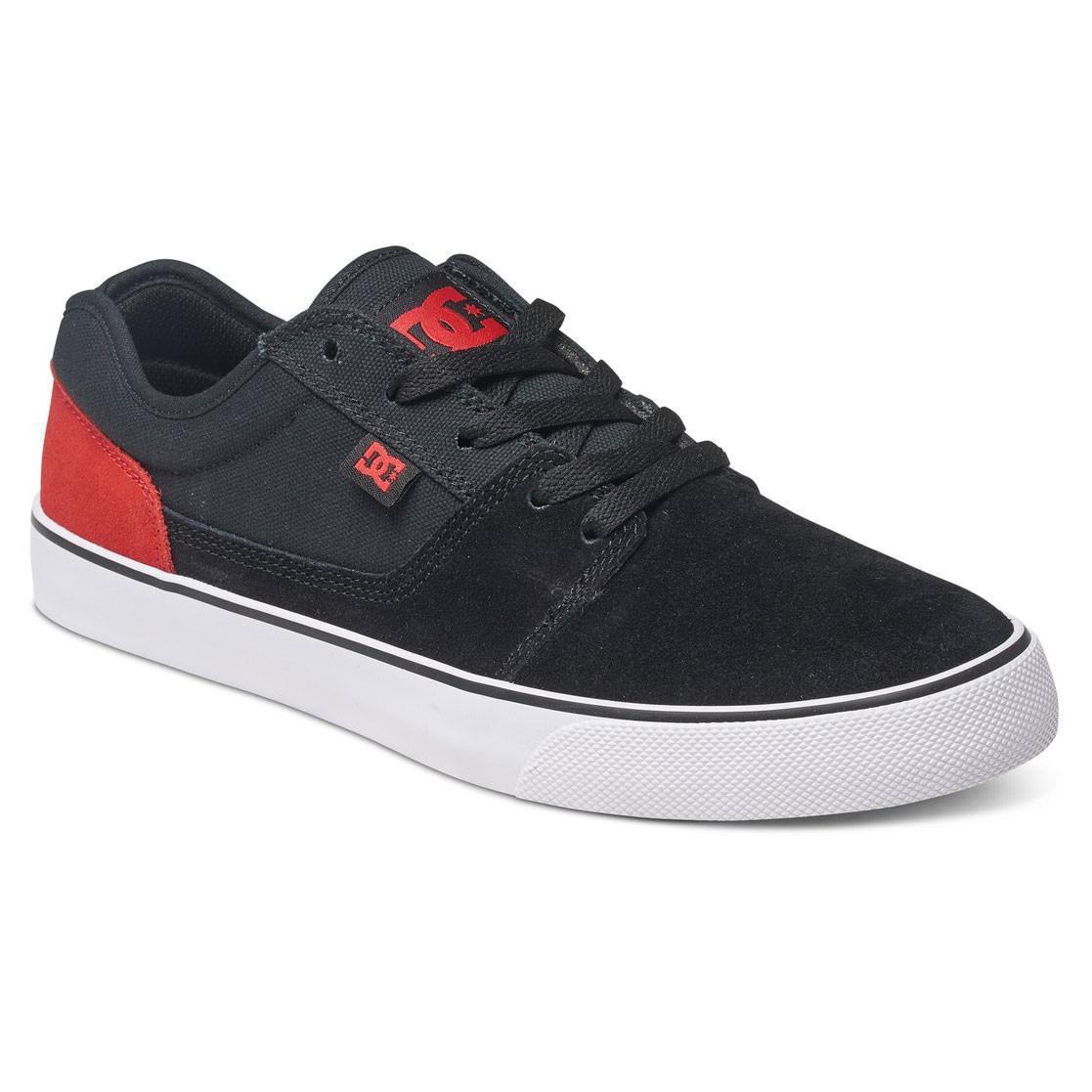 Tenisky DC Tonik black/red/white