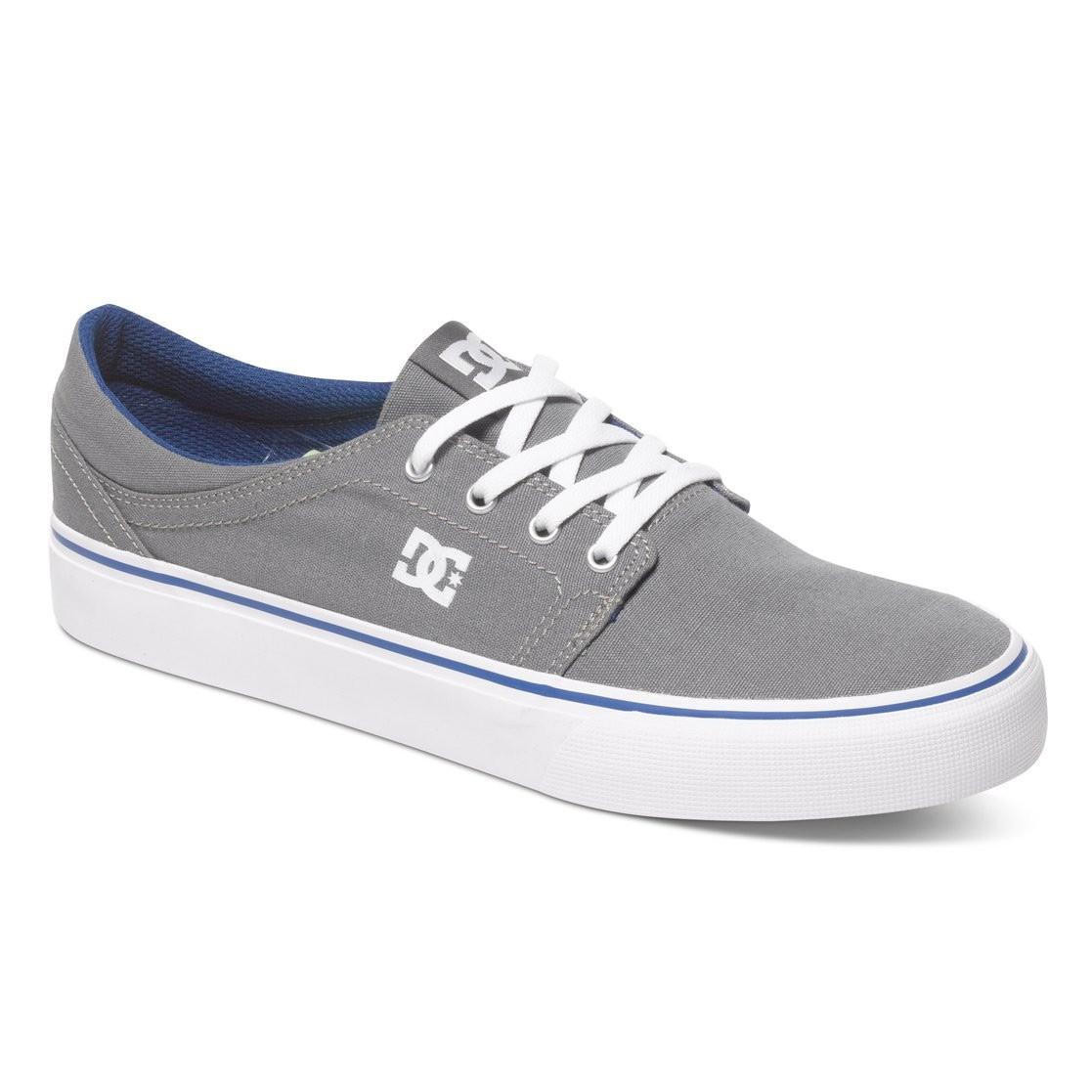 Tenisky DC Trase Tx grey/blue