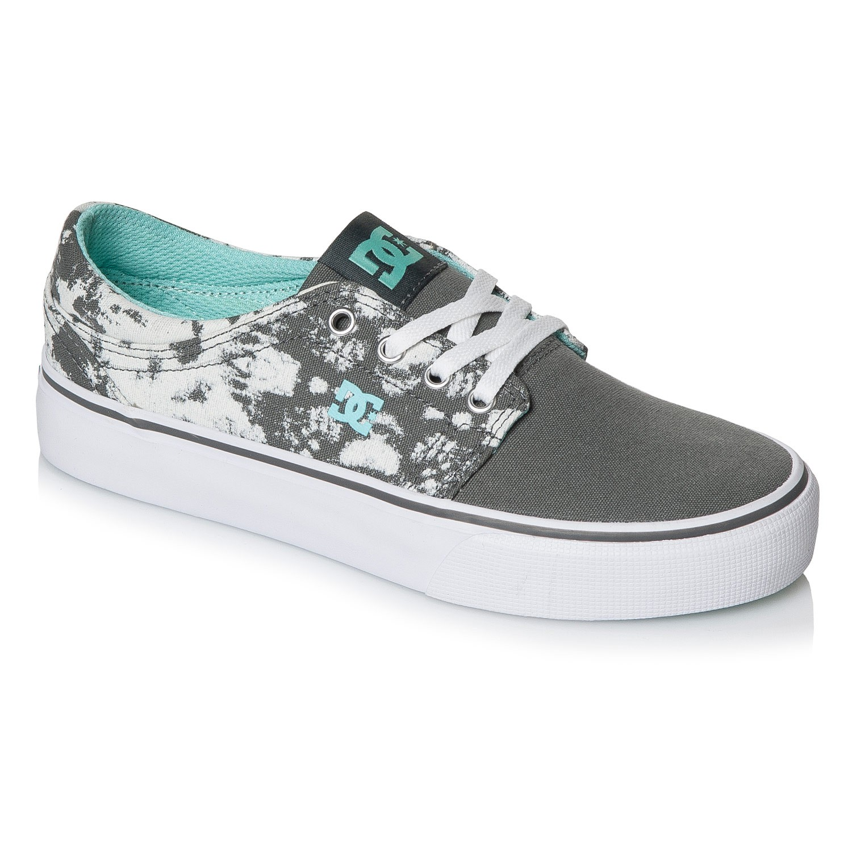 Dc Trase Shoes Women Grey