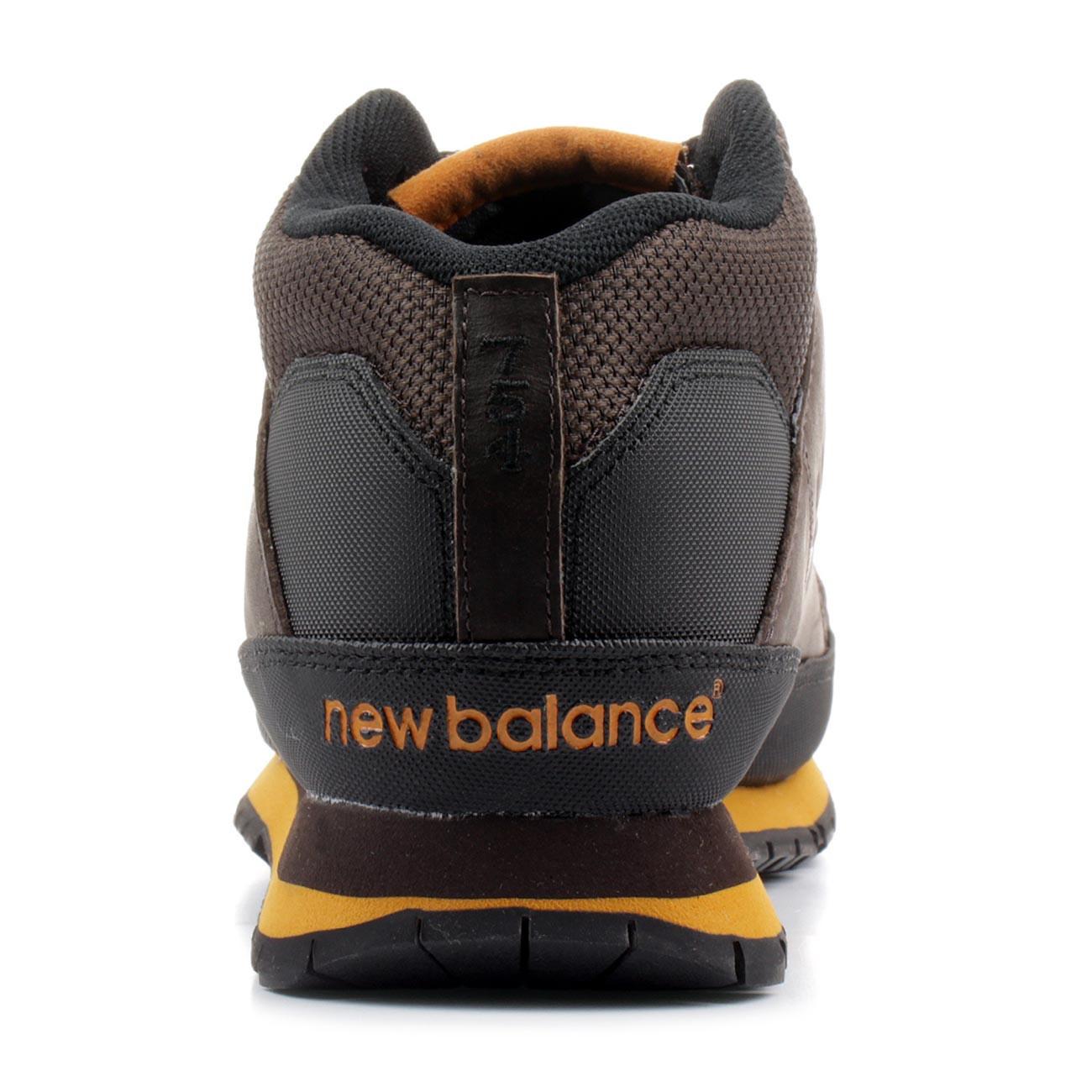 Zimné topánky New Balance H754 by  66b6d363311