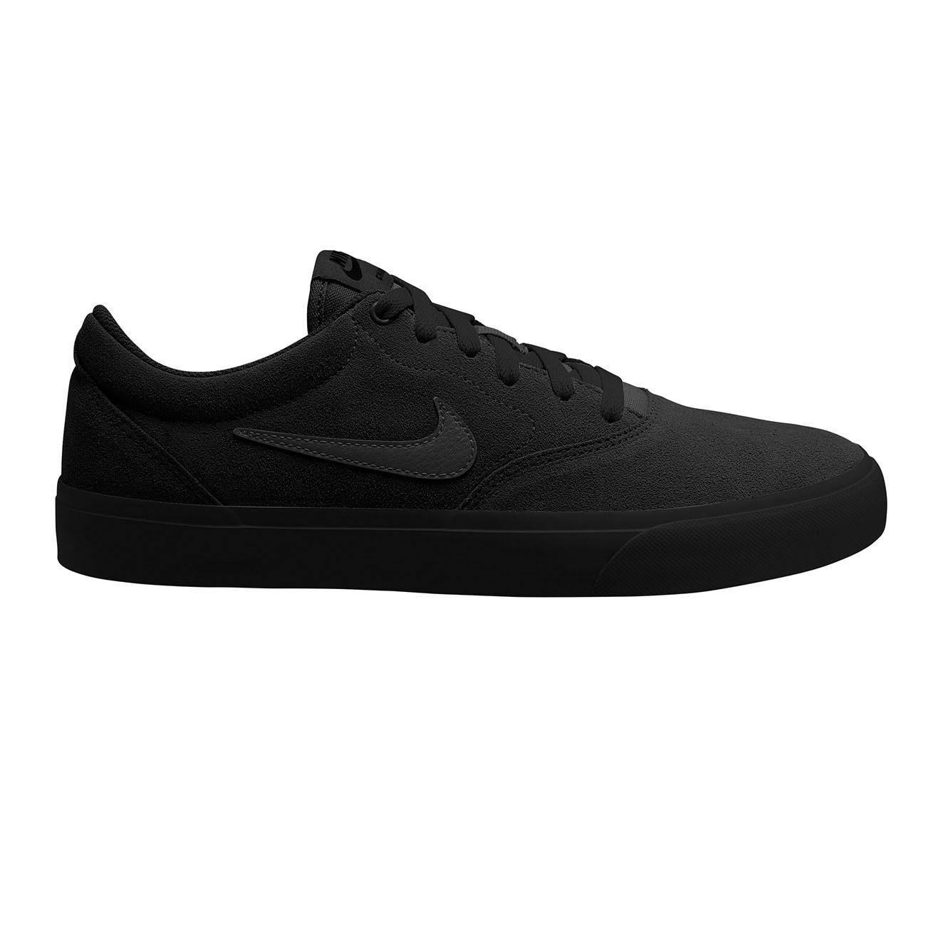 Sneakers Nike SB Charge Suede black
