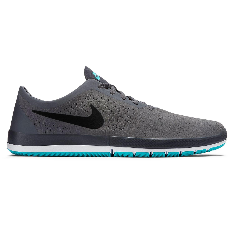 76a5c356f07a Nike SB Free Sb Nano dark grey black-lt retro-white