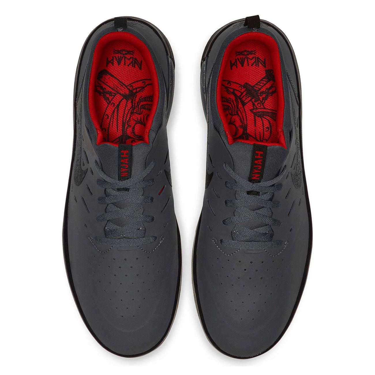 Sneakers Nike SB Nyjah Free dark grey