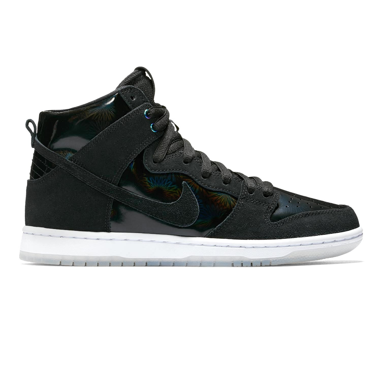 Tenisky Nike SB Zoom Dunk High Pro black/black-white-clear