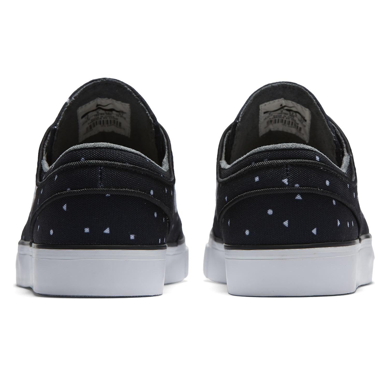 4490c50159e Nike SB Zoom Stefan Janoski Canvas Pre. black white
