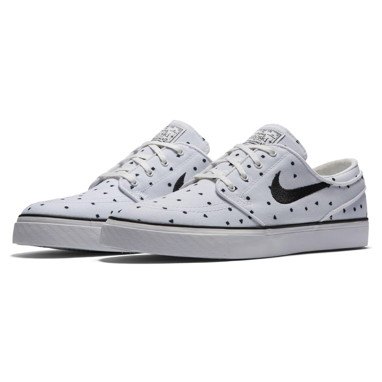 sneakers nike sb zoom stefan janoski canvas pre white black snowboard zezula. Black Bedroom Furniture Sets. Home Design Ideas