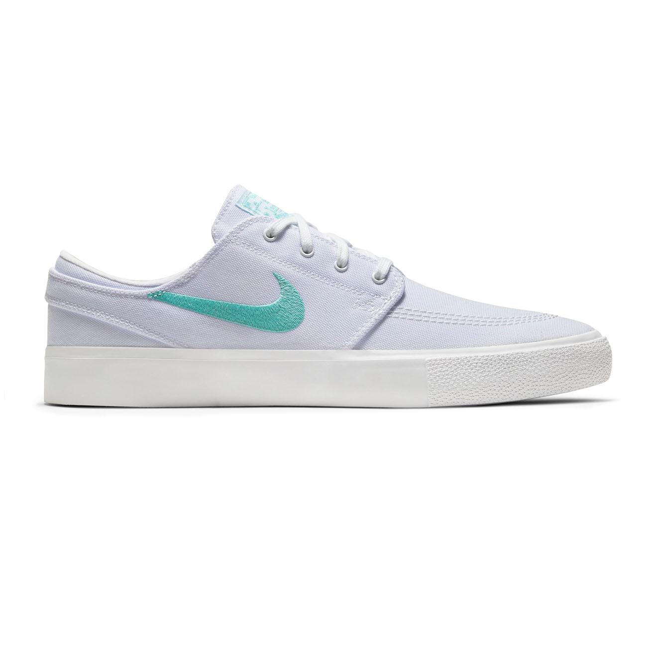 fecha atractivo simpatía  Skate shoes Nike SB Zoom Stefan Janoski Canvas RM Premium white/tropical  twist-white | Snowboard Zezula