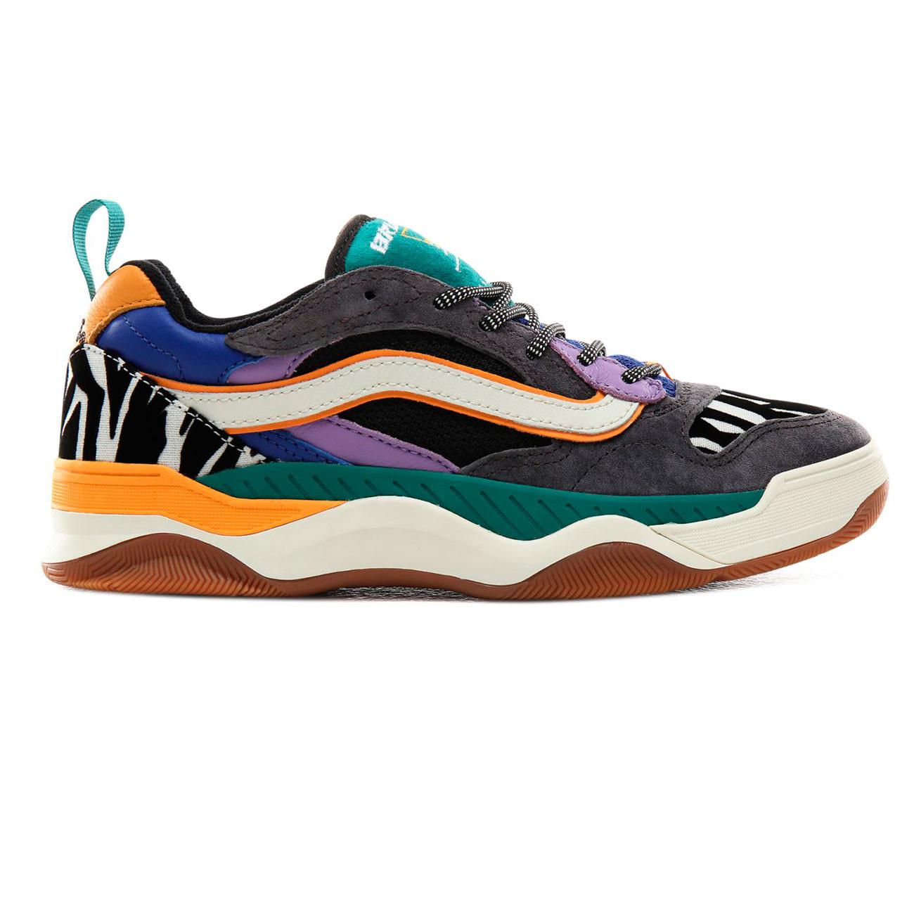 Sneakers Vans Brux WC zebra tidelpool