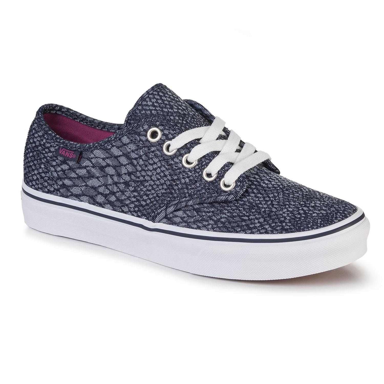 e0ce21ba76cb Sneakers Vans Camden Stripe snake jacquard navy