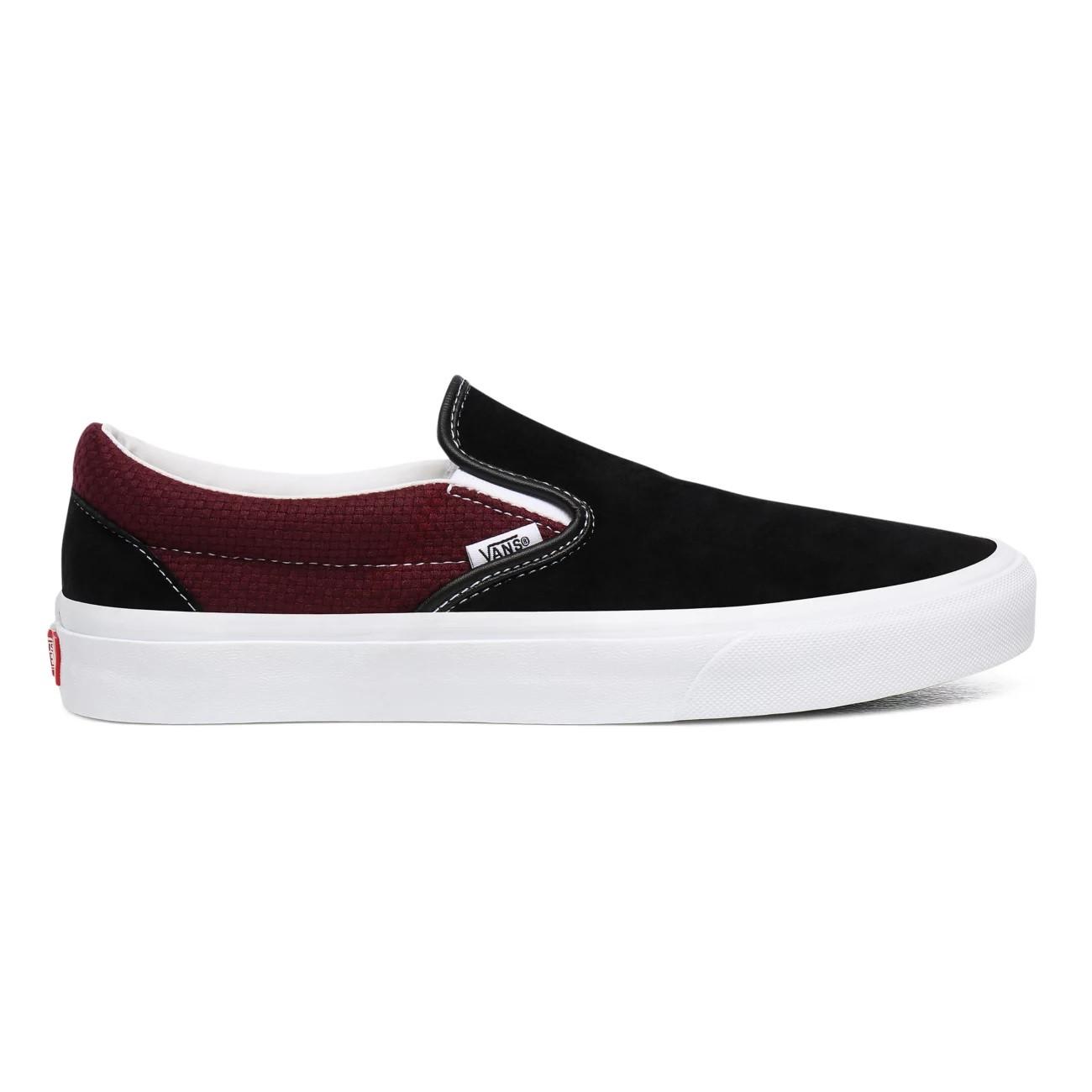 Sneakers Vans Classic Slip-On p\u0026c black