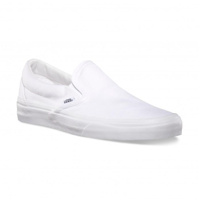 Tenisky Vans Classic Slip-On true white