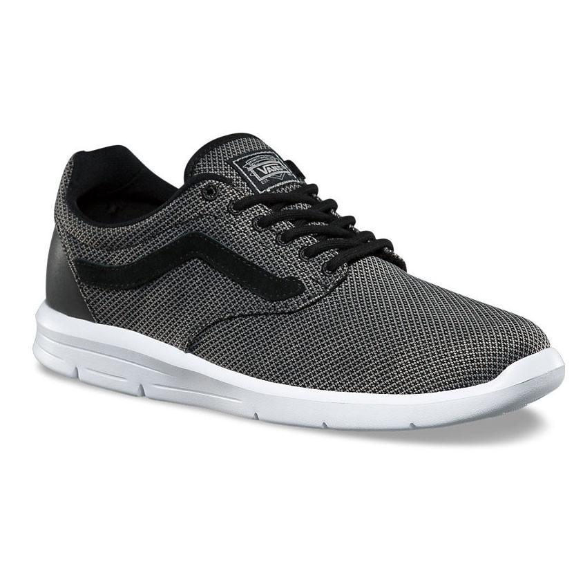 Black Vans Reflective Era  Shoes