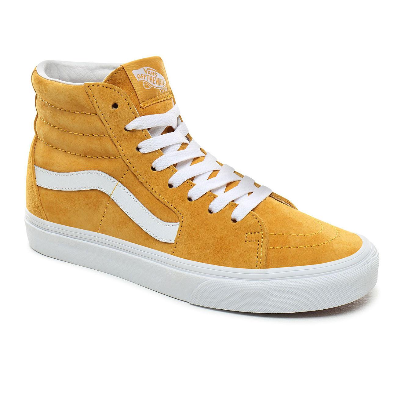 Sneakers Vans Sk8-Hi pig suede mango