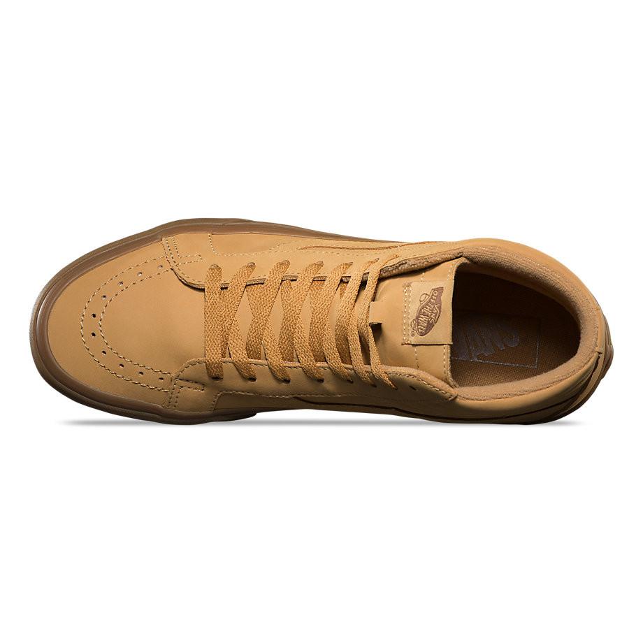 adbd6959222df6 Sneakers Vans Sk8-Hi Reissue vansbuck light gum mono