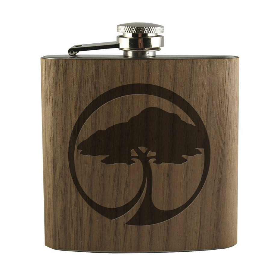 Termoska Arbor Arbor Tree Icon Flask walnut | Snowboard Zezula