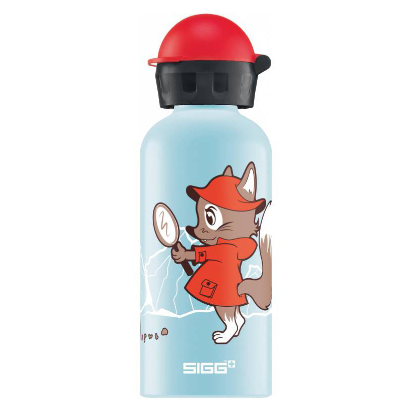 Termoska Sigg Kids detective fox 0,4l