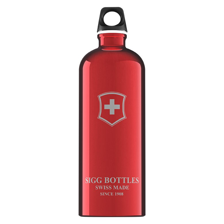 Termoska Sigg Swiss Emblem red 1l