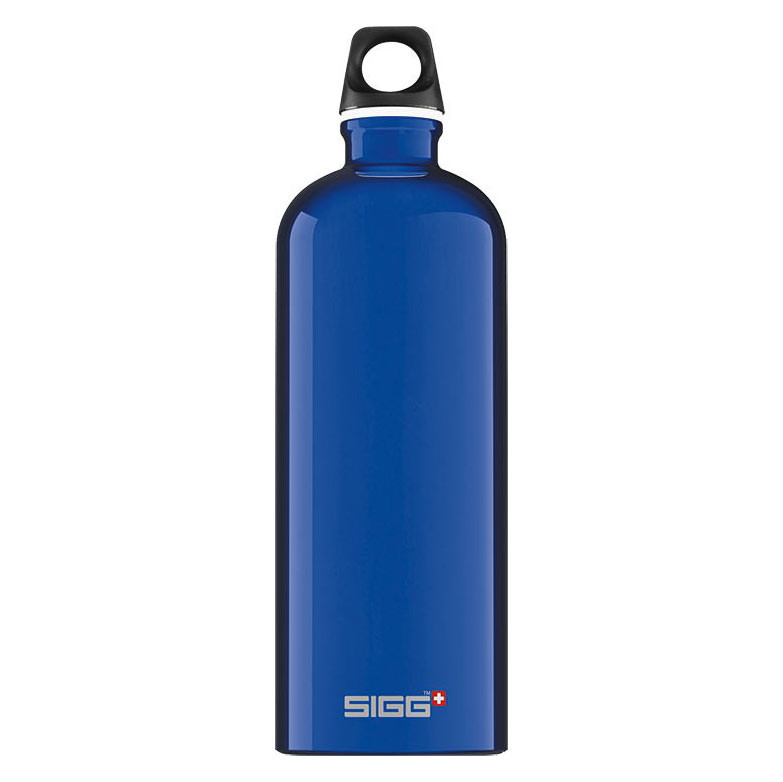 Termoska Sigg Traveller dark blue 1l