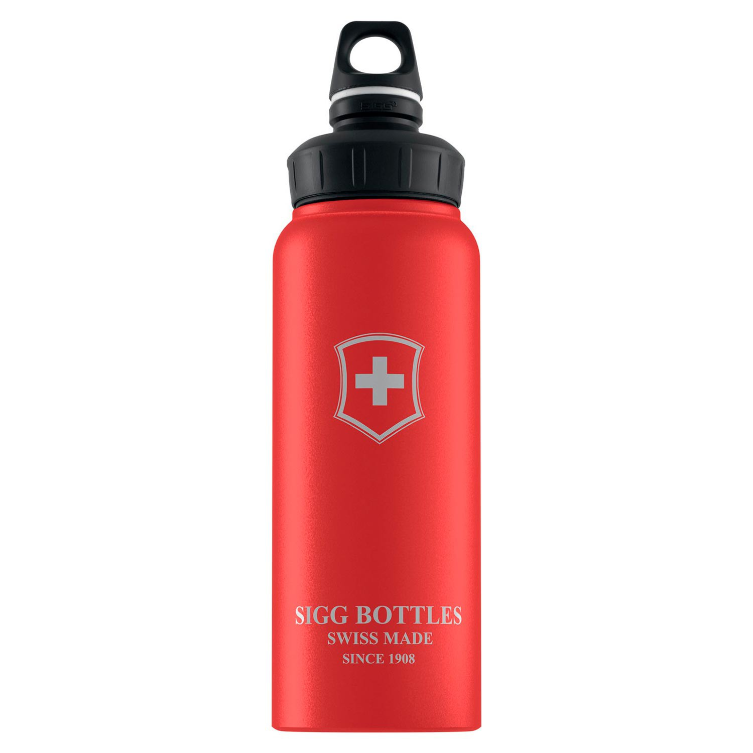 Termoska Sigg Wmb Swiss Emblem red touch 1l