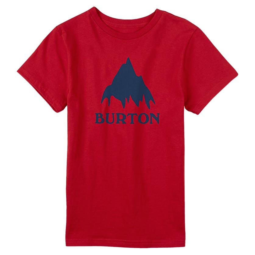 Tričko Burton Boys Classic Mountain Ss process red vel.JR S 16/17 + doručení do 24 hodin