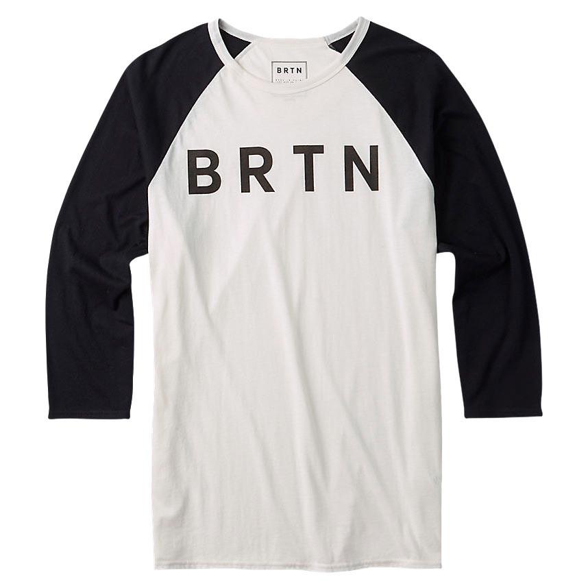 Tričko Burton Brtn Raglan stout white