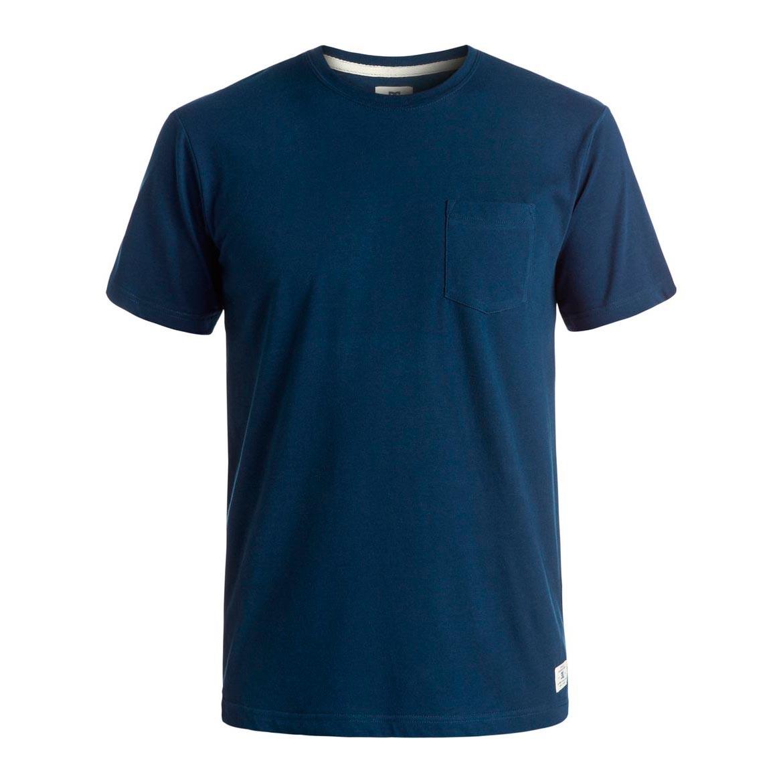 Tričko DC Basic Pocket varsity blue