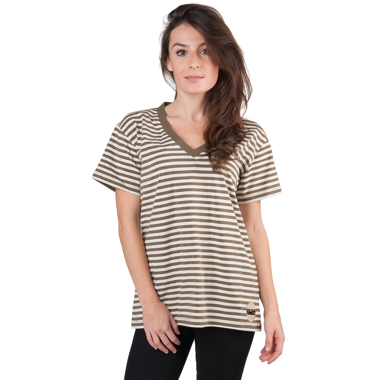Tričko Femi Pleasure Palawa green vanilla stripe vel.S 16 + doručení do 24 hodin