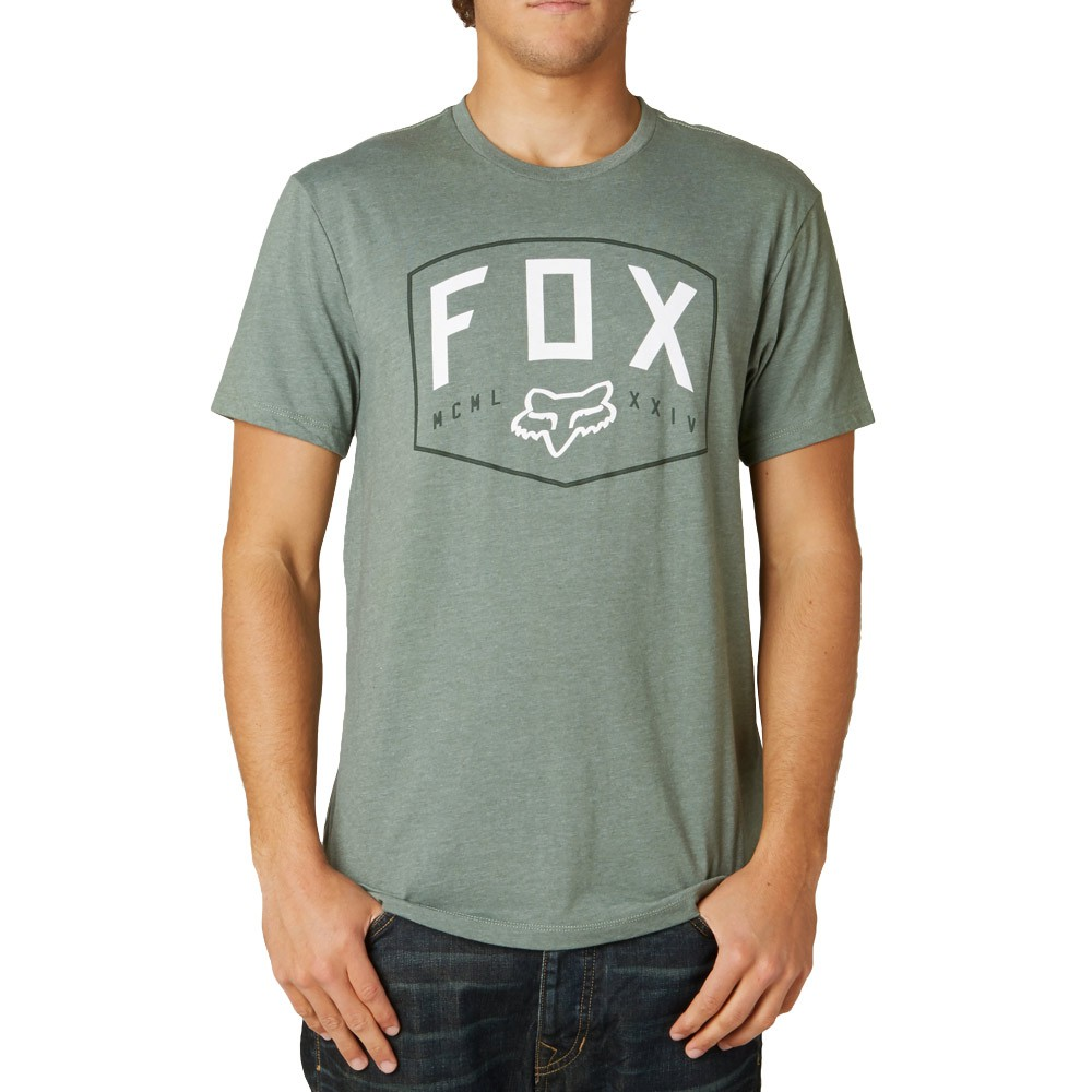 Tričko Fox Loop Out heather sage