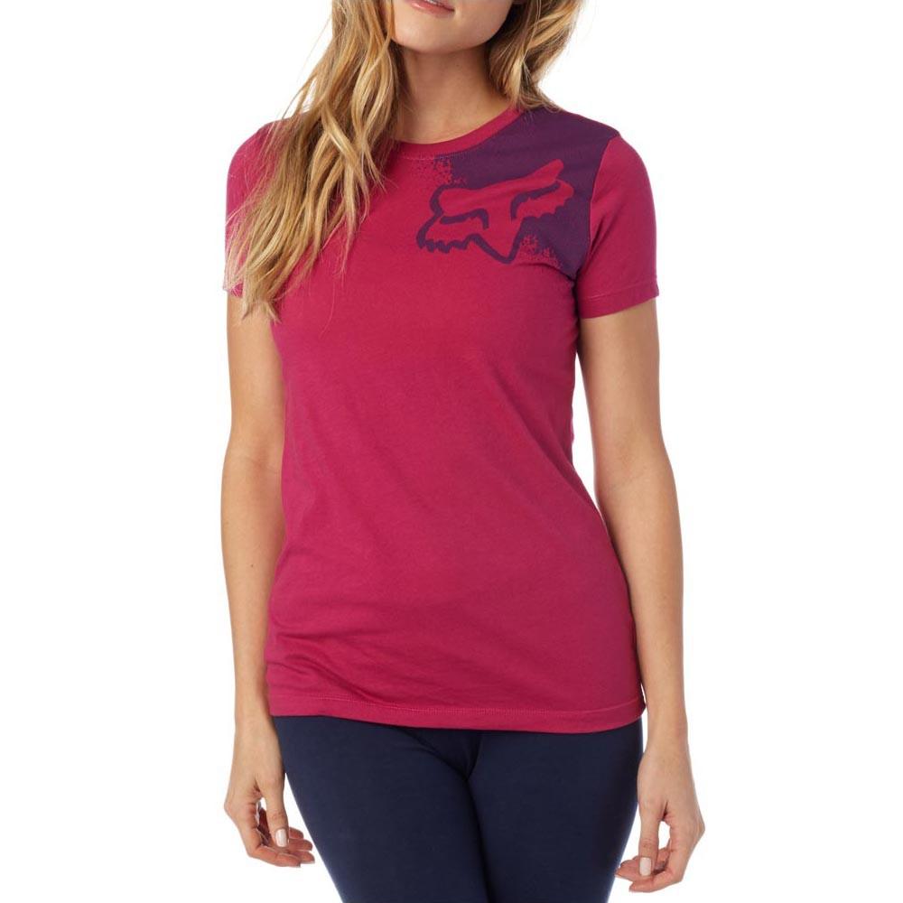 Tričko Fox Palpitate burgundy