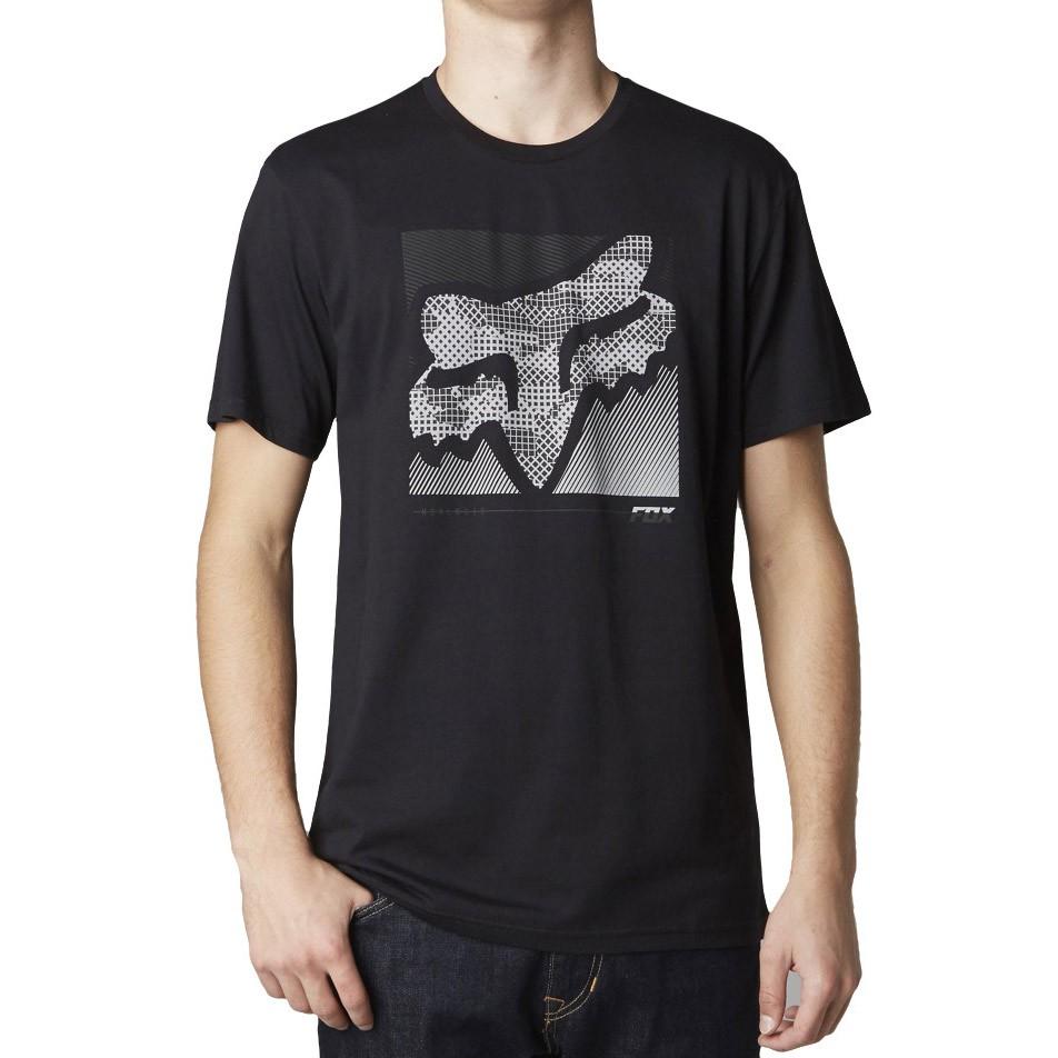 Tričko Fox Reliever black