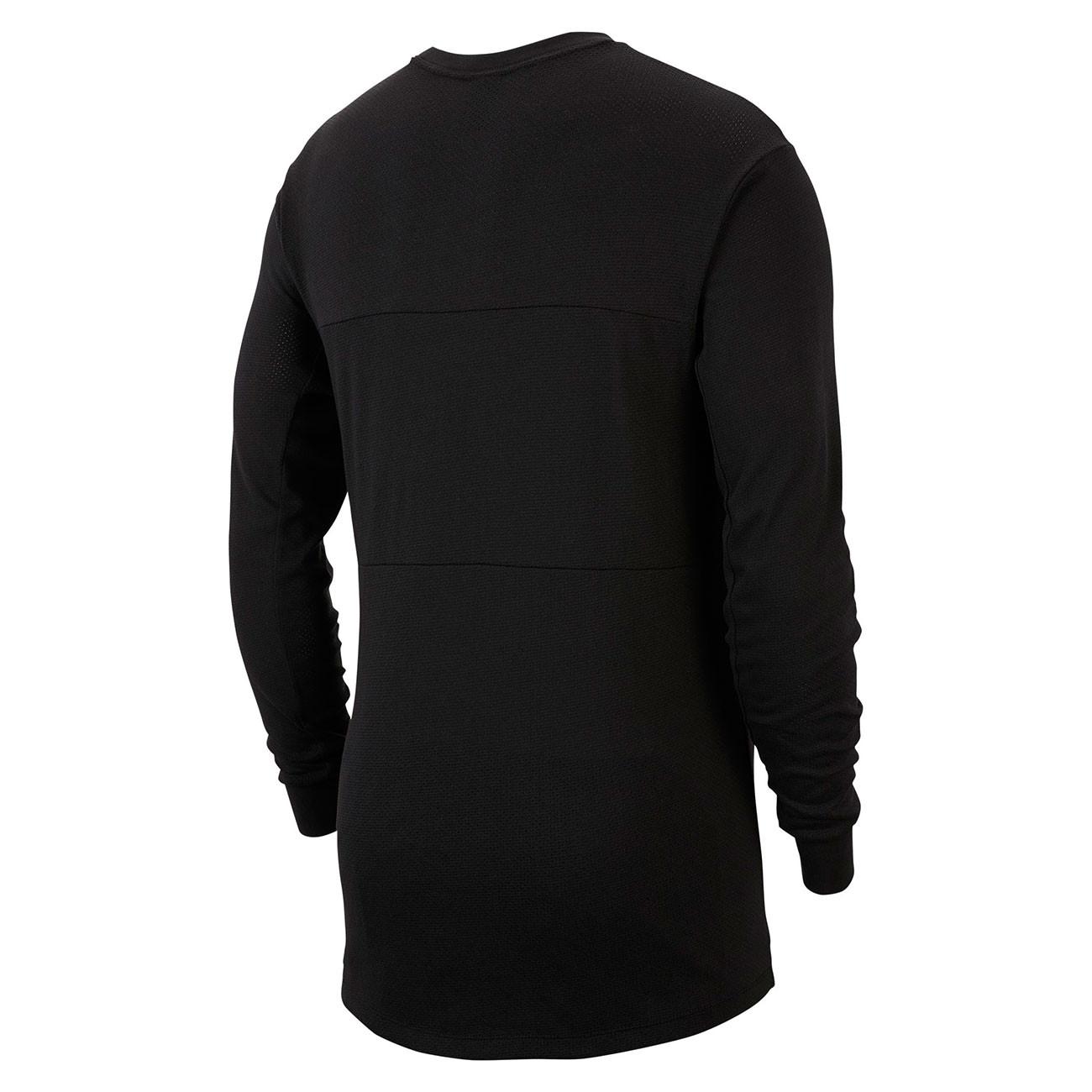 2d17ec168621 Tričko Nike SB Mesh Ls black white