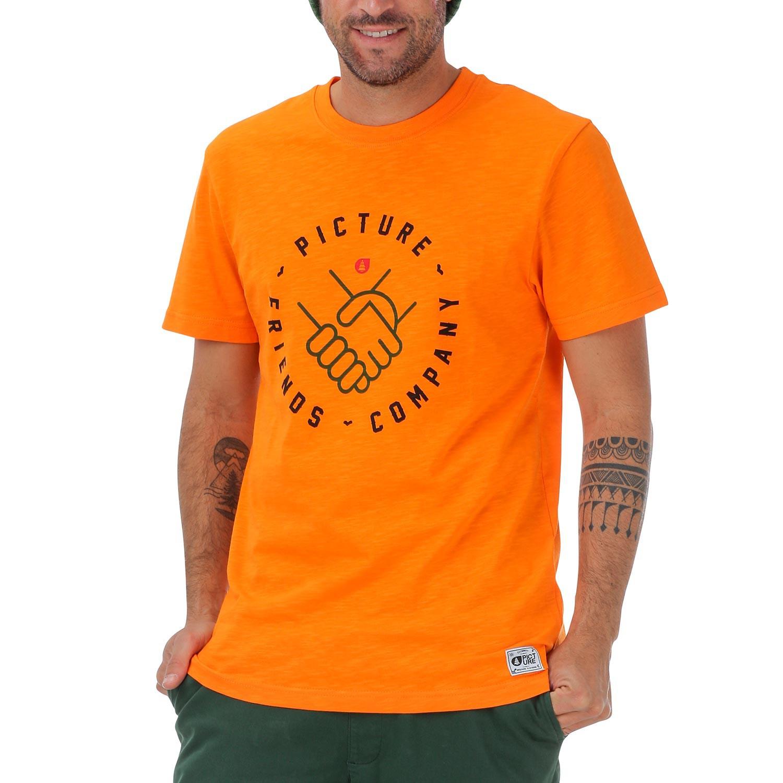 Tričko Picture Friendly orange vel.L 16/17 + doručení do 24 hodin