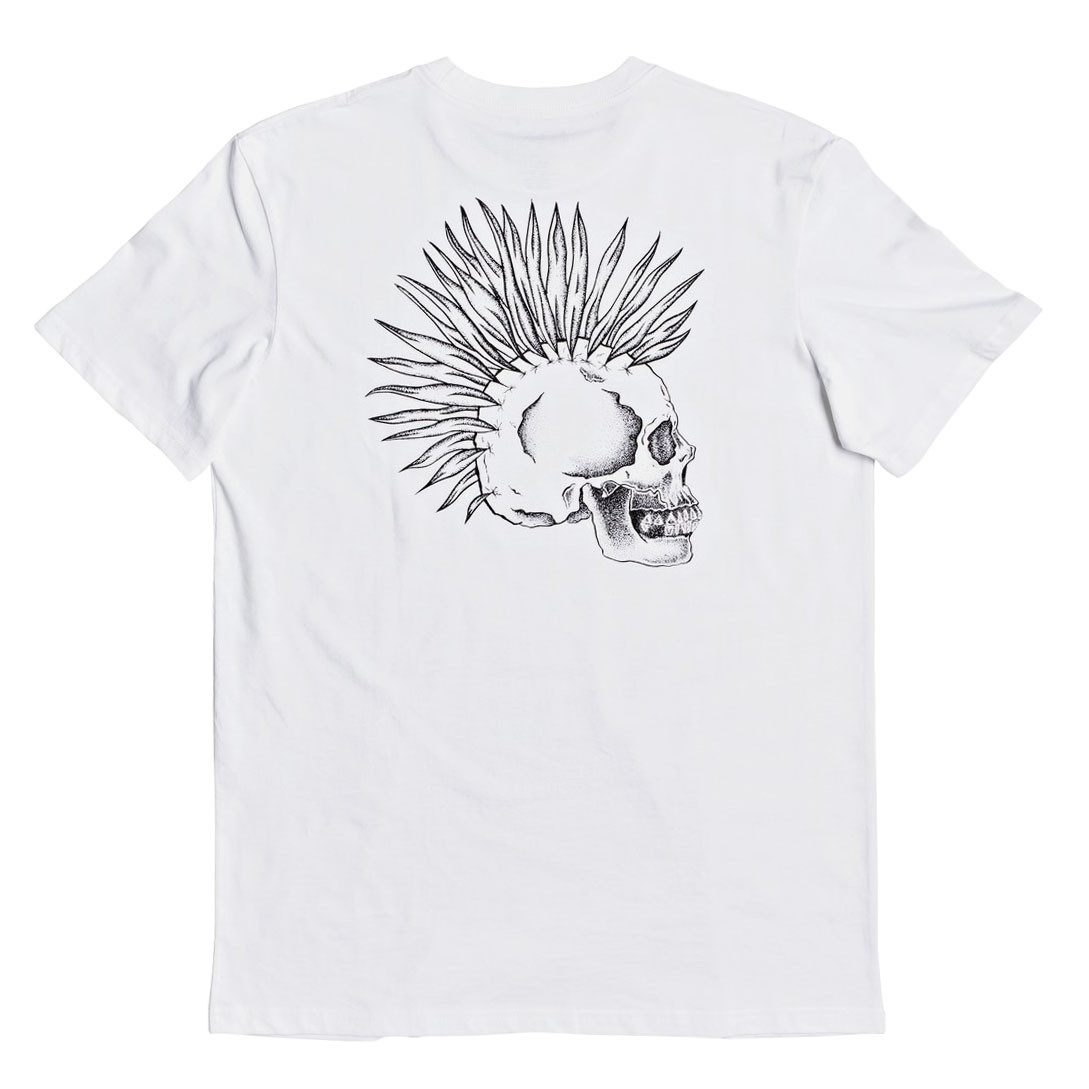 T-shirt Quiksilver Drum Therapy