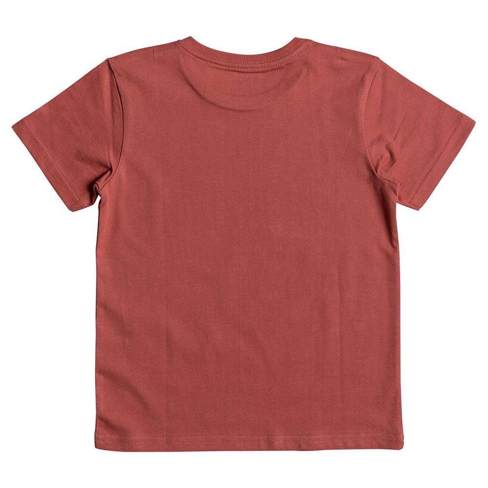Tri ko quiksilver ss classic tee amphibian boy mineral red for Banded bottom shirts canada