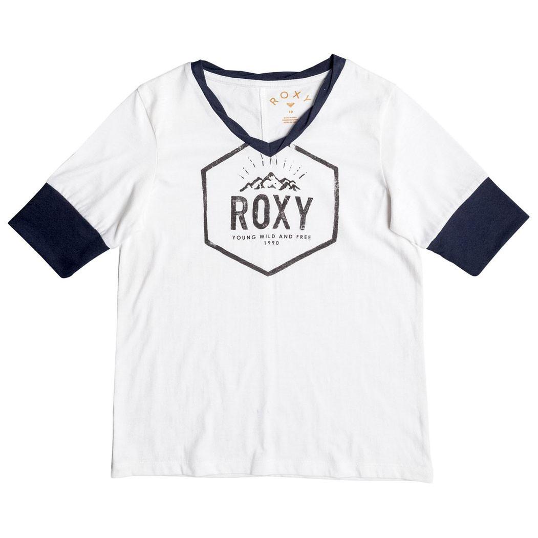 Tričko Roxy Fleeting Moments marshmellow