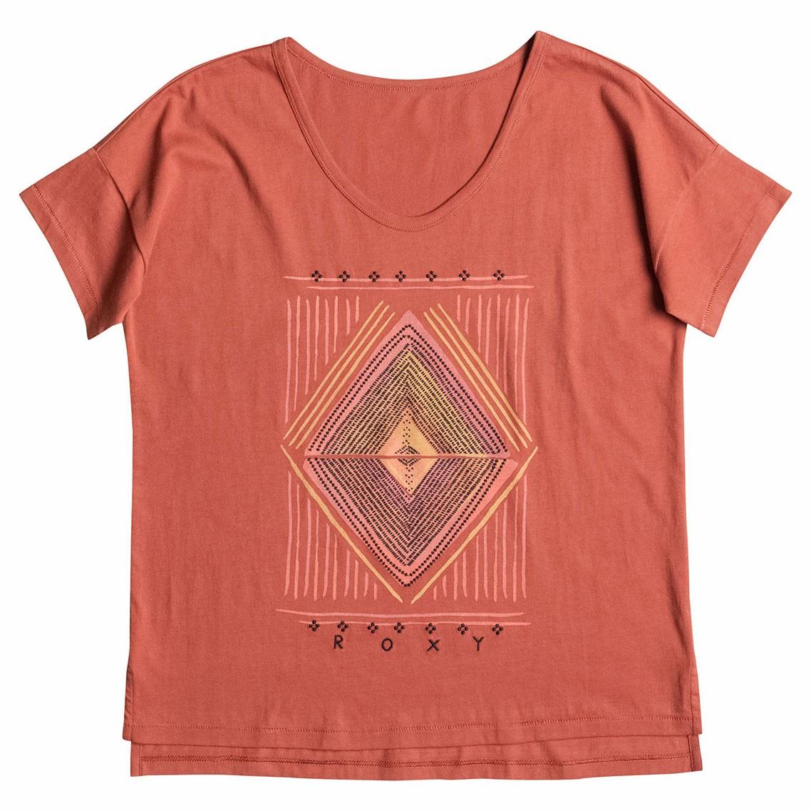 Tričko Roxy Loose Tee A picante vel.S 15 + doručení do 24 hodin