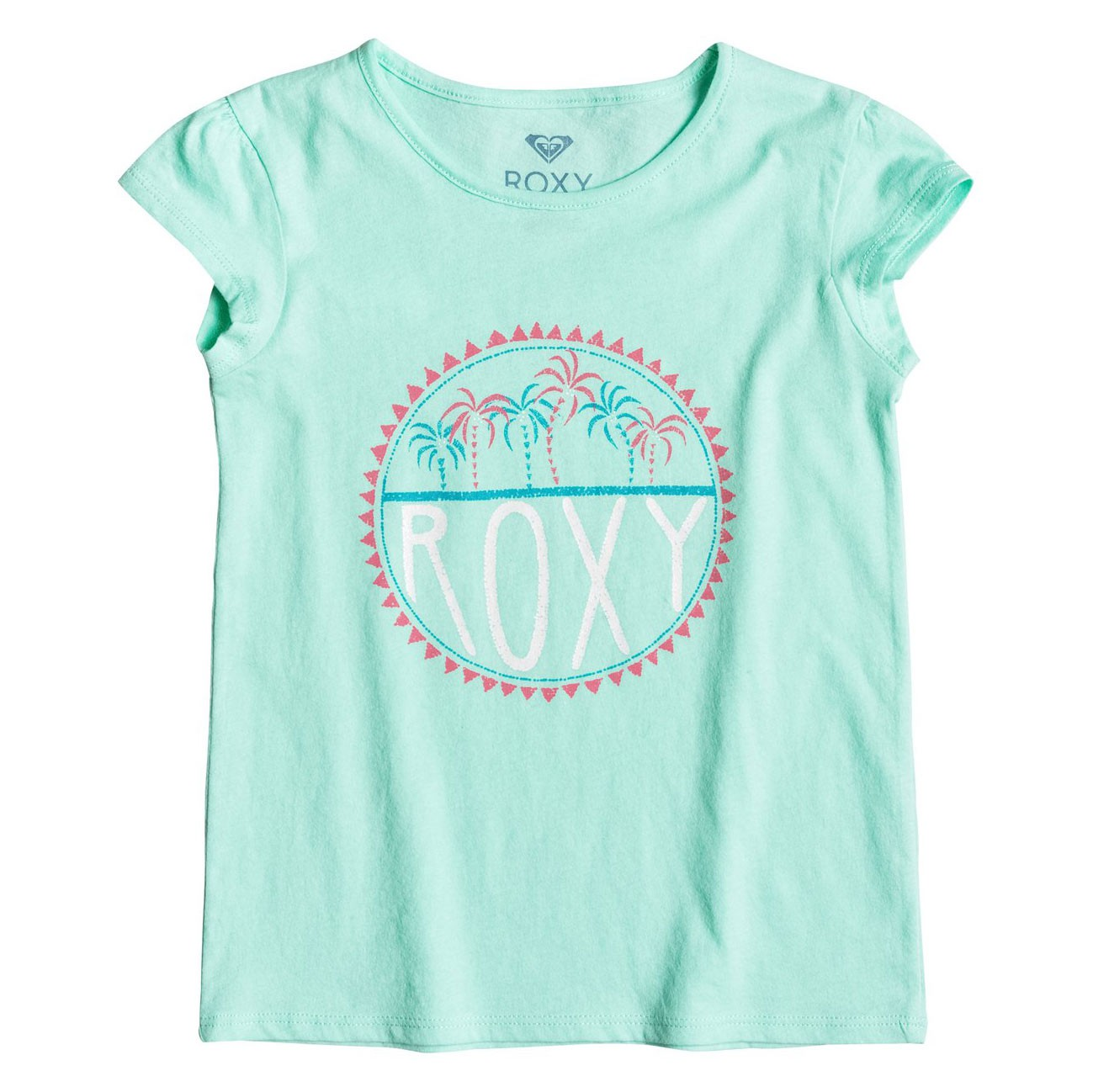 Tričko Roxy Moid Palm Tiny beach glass vel.3 roky 17 + doručení do 24 hodin