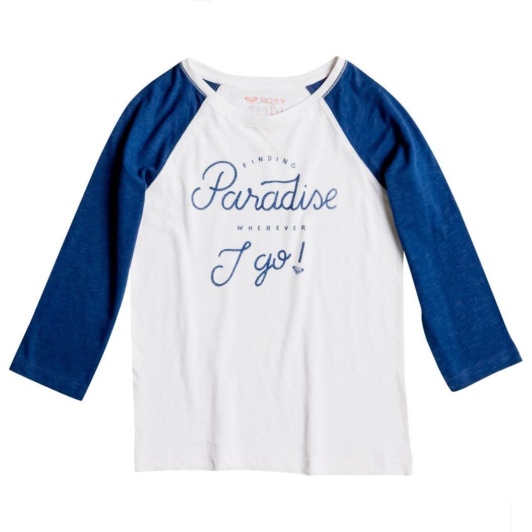 Tričko Roxy My Hologram Paradise Type blue print vel.8 let 16 + doručení do 24 hodin