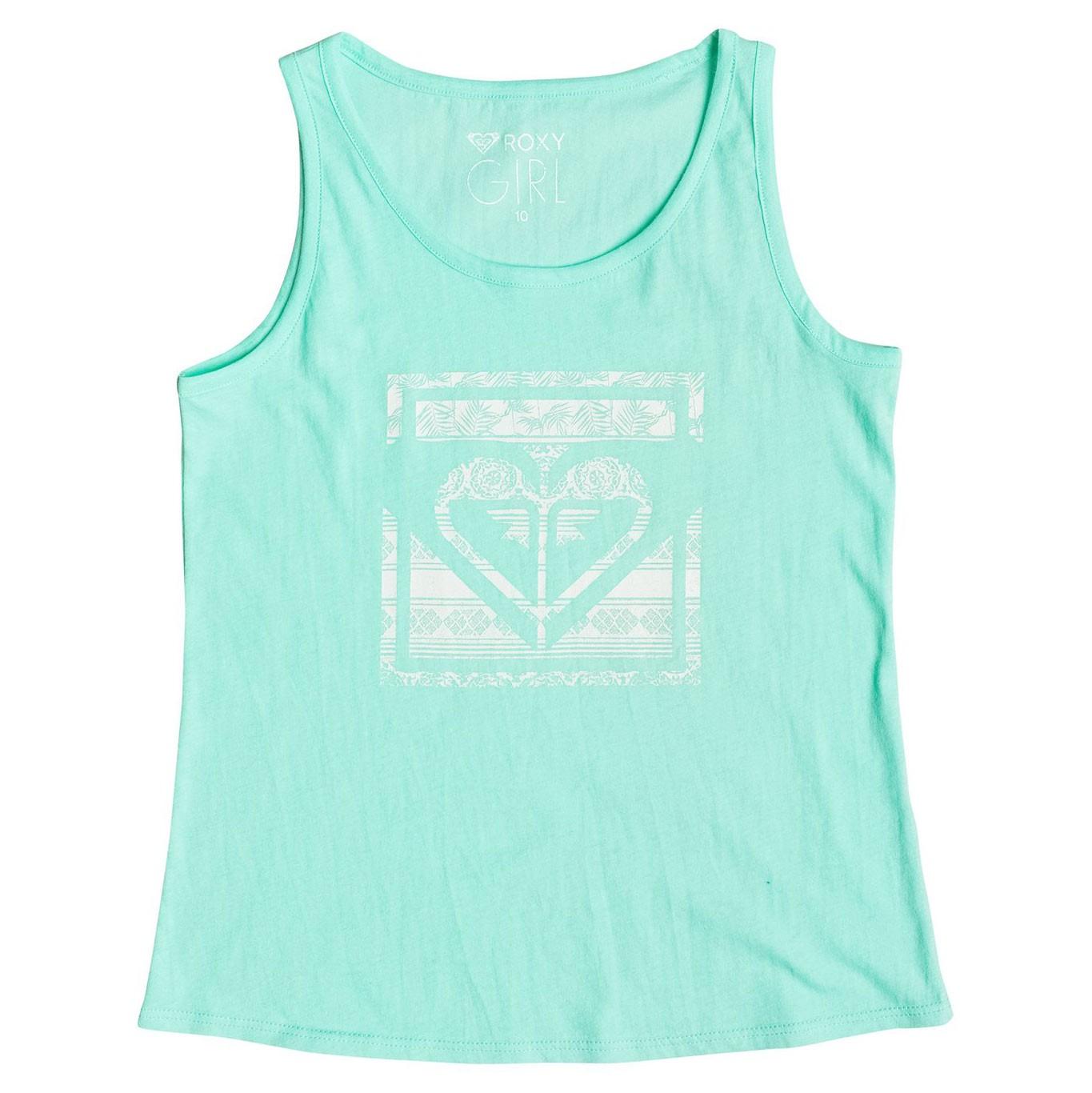 Tričko Roxy Rainy Night Tropical Wax Heart beach glass vel.8 let 17 + doručení do 24 hodin