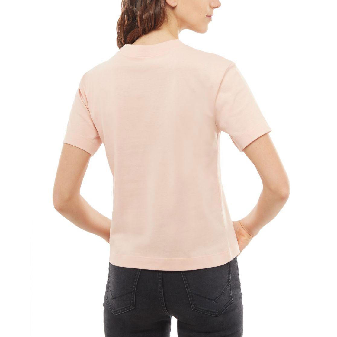 4c009c6fa6a987 T-shirt Vans Boom Boom Boxy rose cloud