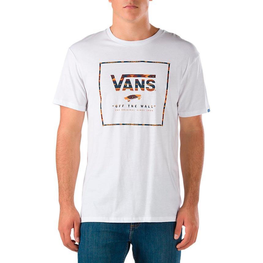Tričko Vans Boxed In white/true native stripe