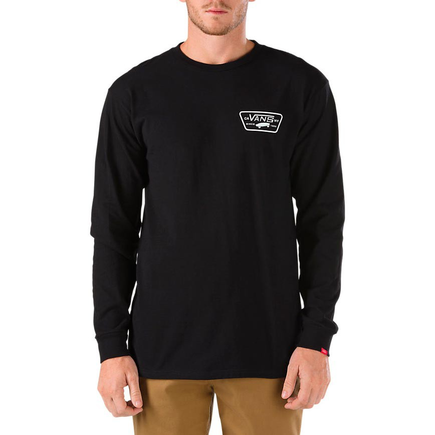 Vans Full Patch Back Ls