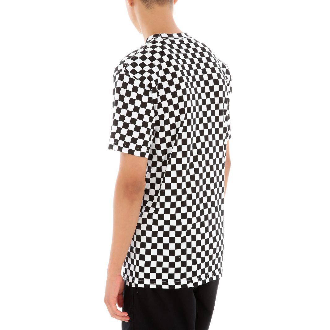 5a0dcc65646 Tričko Vans Vans Classic black white checkerboard