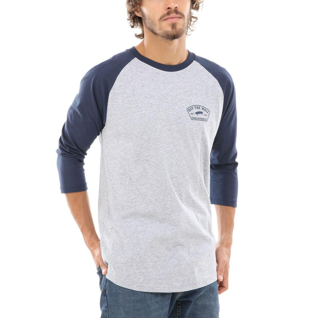 8ae945c7a4 T-shirt Vans Vans Workwear Raglan