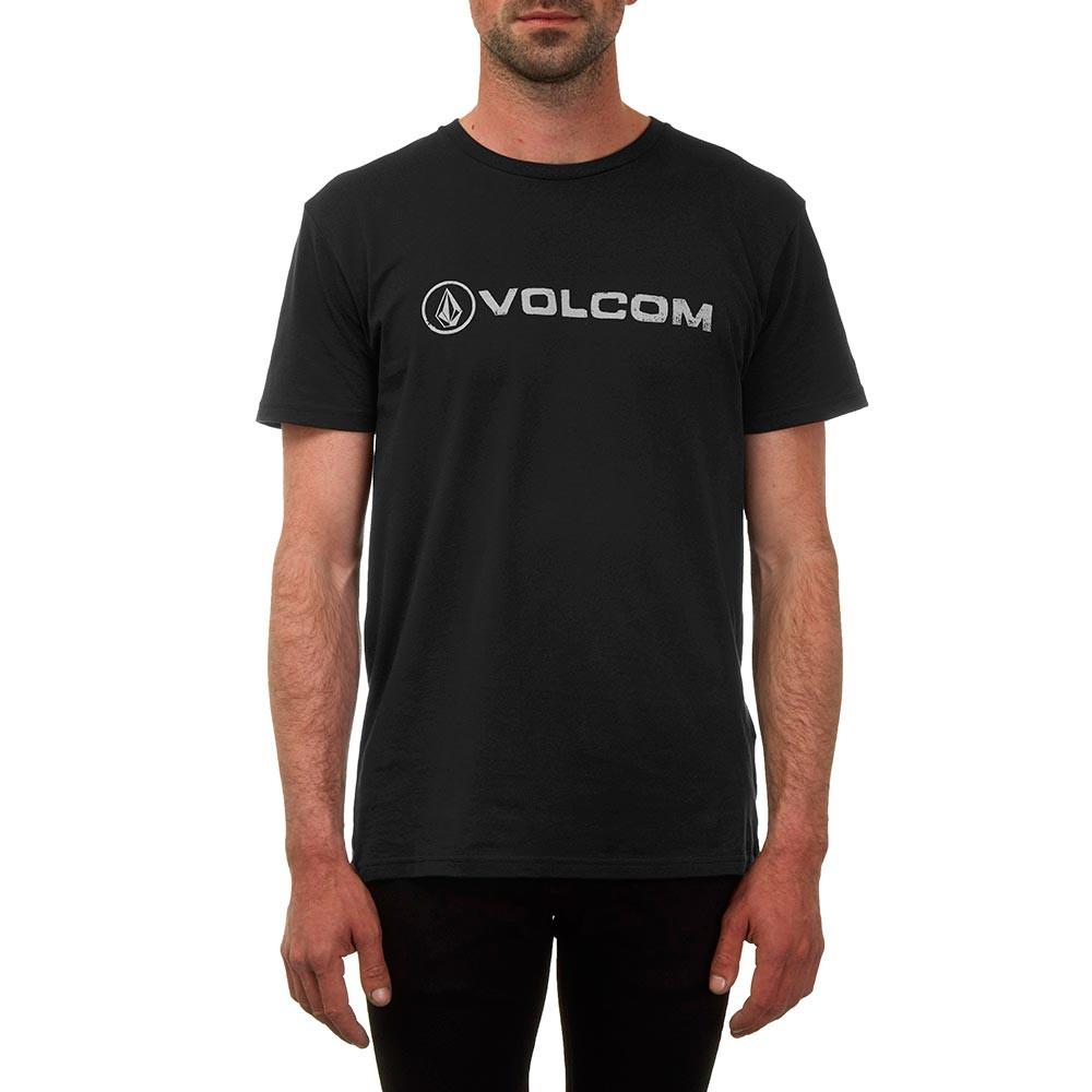 Tričko Volcom Linoeuro black vel.S 17 + doručení do 24 hodin