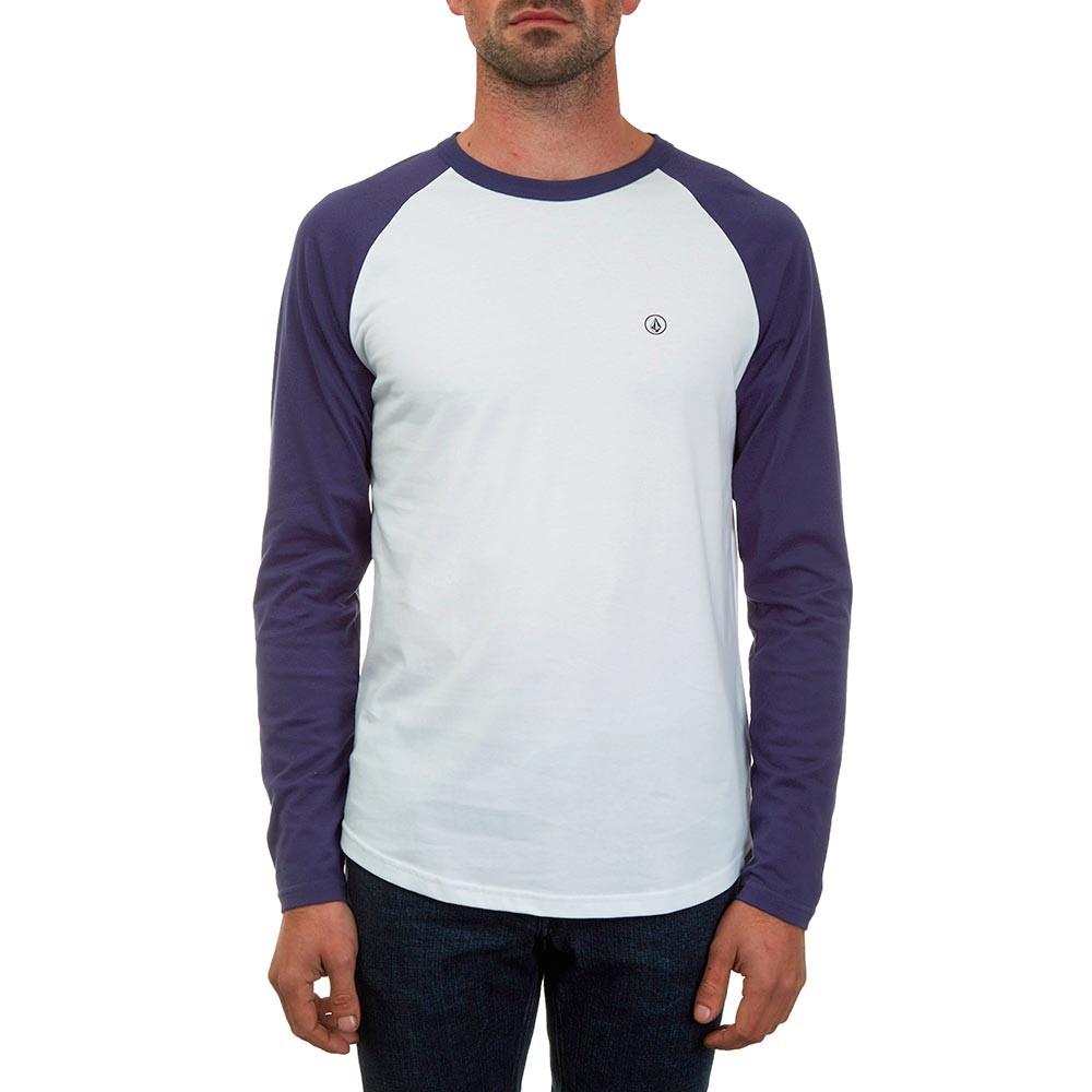 Tričko Volcom Pen blue plum vel.S 17 + doručení do 24 hodin