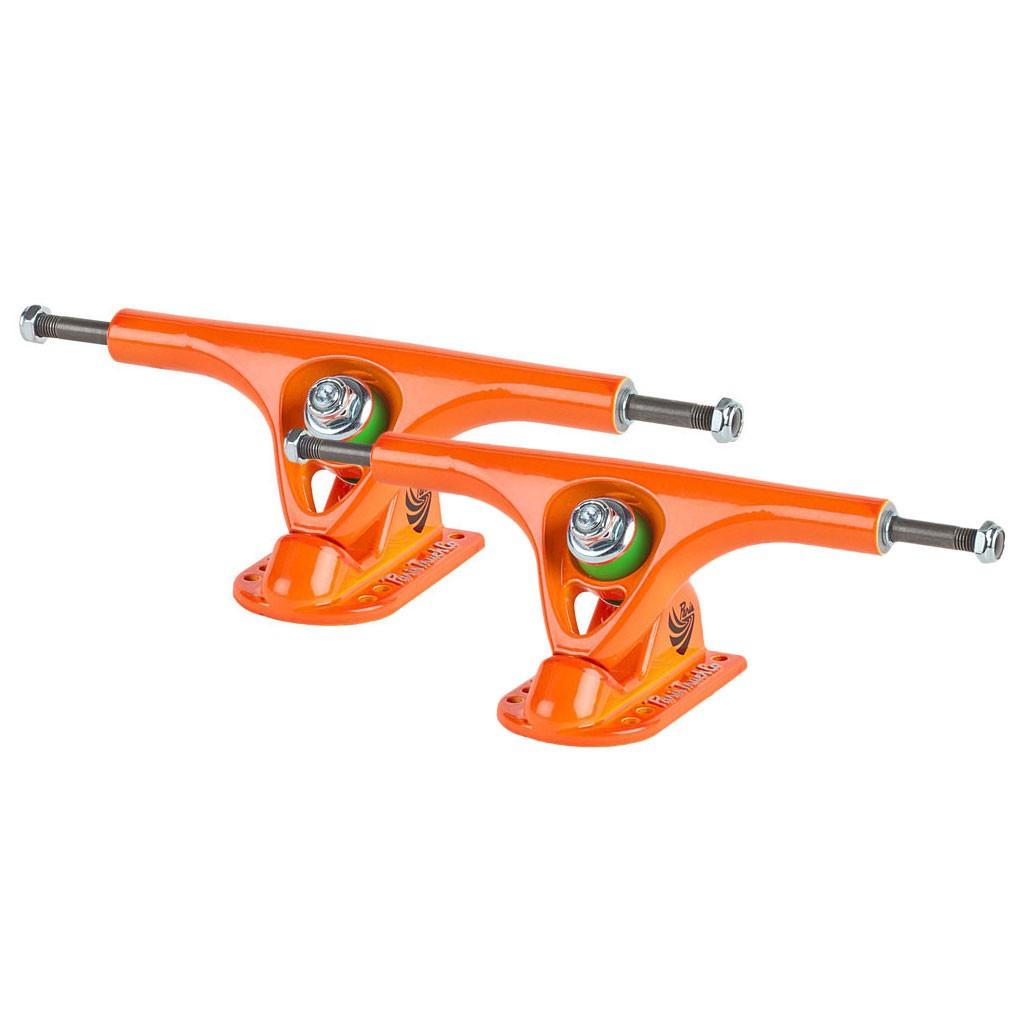 Longboard truck Paris V2 180 mm, 50° orange/orange