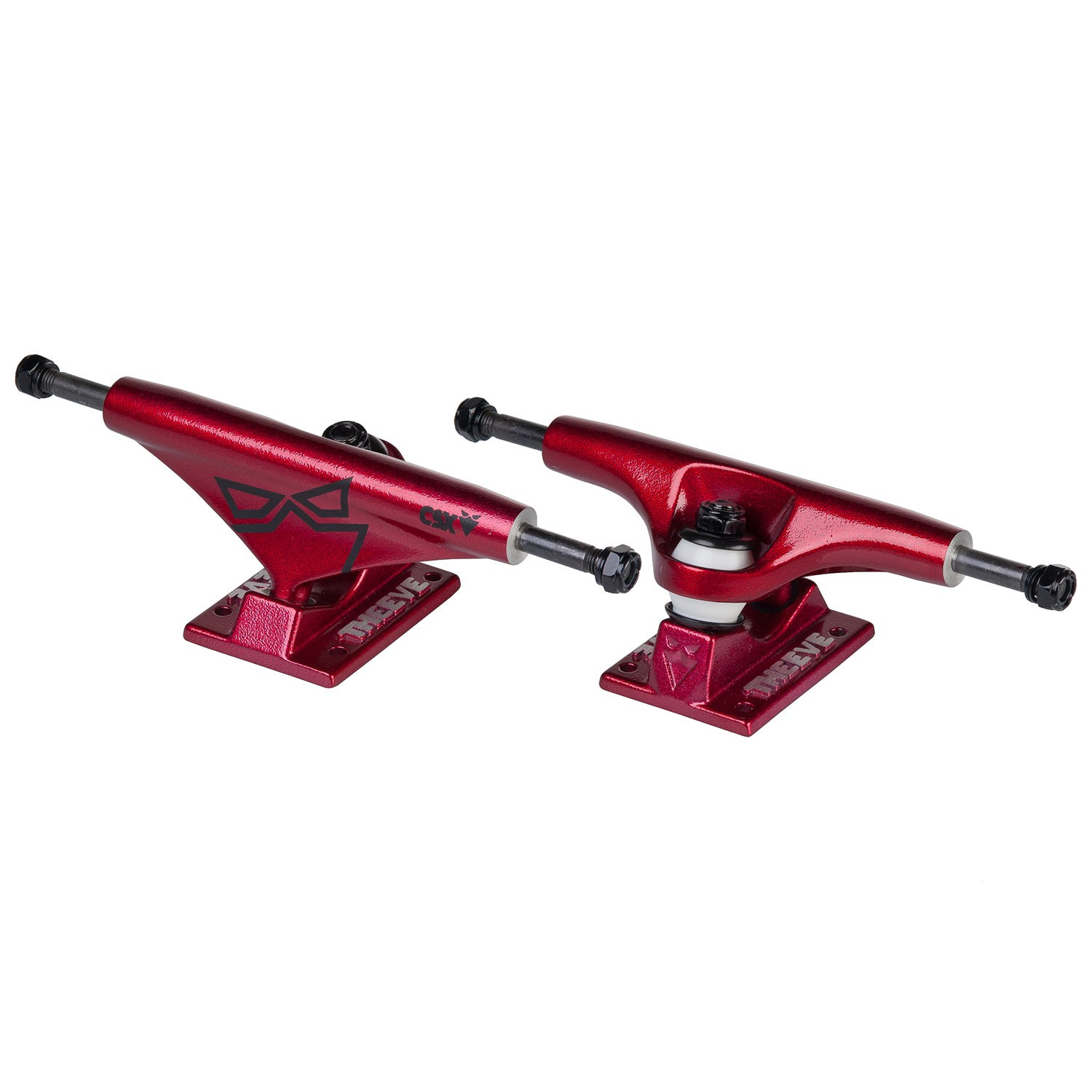 Truck Theeve Csx V3 140 Mm red/black