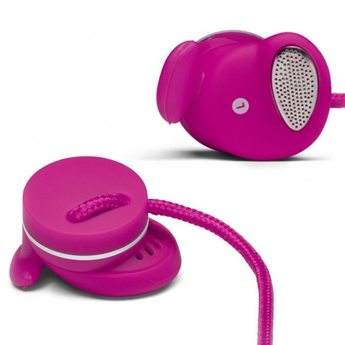 Sluchátka Urbanears Medis rasberry vel.20 Hz - 20 kHz/115 dB + doručení do 24 hodin