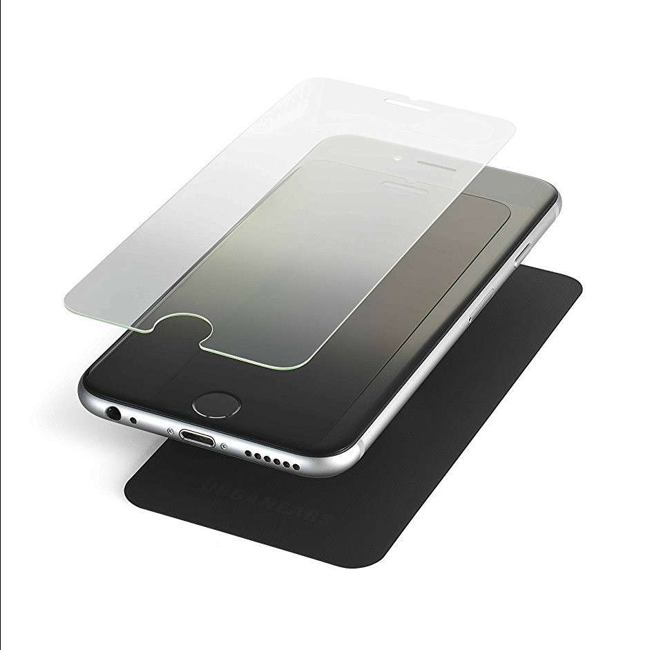 Obal na telefon Urbanears Phone Glass iPhone 6/6S black